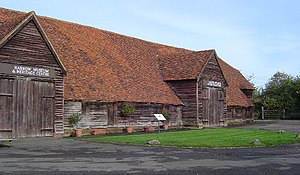 Harrow Museum - The Tithe Barn at the museum