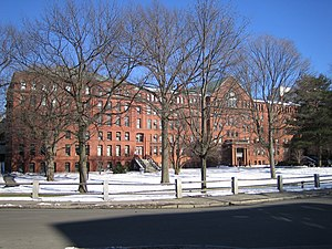 Harvard Museum of Natural History complex