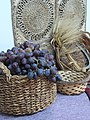 Harvested grapes and barley.jpg