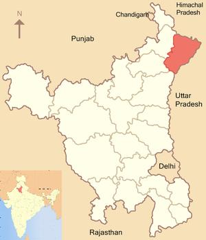 HaryanaYamunaNagar