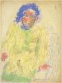 HasegawaToshiyuki-1935-Portrait of a Girl.png