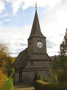 Hatzfeld Kirche