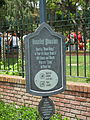 Haunted Mansion Informational Sign 2013.jpg