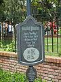 Haunted Mansion Informational Sign 2013.jpg