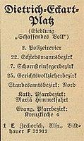 Hauseigentümer Dietrich-Eckart-Platz, Siedlung Schaffendes Volk, Adressbuch der Stadt Düsseldorf 1938 – nach 1945 Albrecht-von-Hagen-Platz.jpg