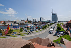 Bremerhaven in July 2013