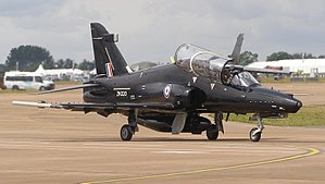 BAE Systems Hawk - A Hawk T2 of the Royal Air Force in 2009