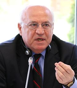 Head of the Delegation of Armenia Artashes Geghamyan (cropped).jpg