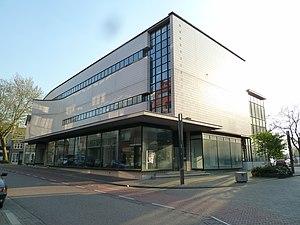 Dirk Brouwer (architect) - Former HEMA store, Heerlen (1939)