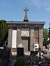 heeswijk (bernheze) rijksmonument 520584 mausoleum, overzicht