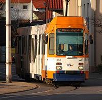 Heidelberg - Duewag M8C-NF RNV 3256 2016-03-26 18-19-11.JPG