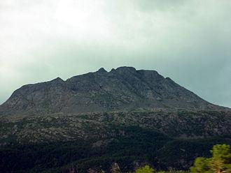 Bindal - Heilhornet mountain in Bindal