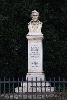 Heinrich Hübsch