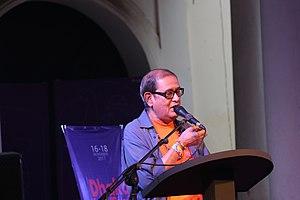 Helal Hafiz - Hafiz at Dhaka Lit Fest 2017