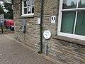 Help point and telephone on Rhymney railway station (geograph 6208543).jpg