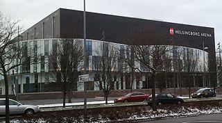 building in Helsingborg, Helsingborg Municipality, Skåne County, Sweden