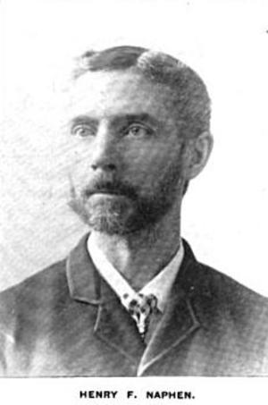 Henry F. Naphen - Image: Henry F. Naphen