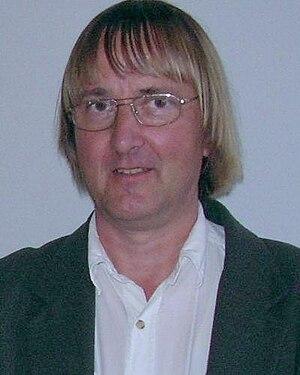 Klaus Hentschel - Klaus Hentschel, 2010 in Jena