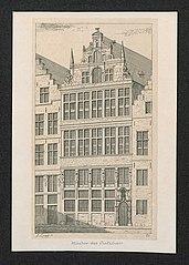 Het Schippershuis in de Gildenkamersstraat