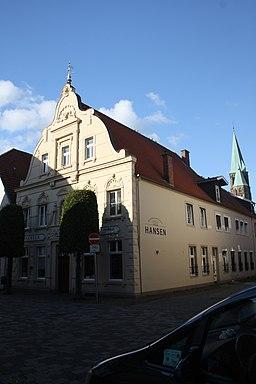 Heumarkt in Warendorf