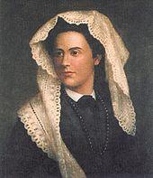 Heines Ehefrau Mathilde (Augustine Crescence Mirat) (Quelle: Wikimedia)