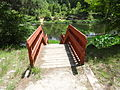 High Falls State Park steps down to fishing area.JPG