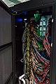 High Performance Computing Center Stuttgart HLRS 2015 06 Cray XC40 Hazel Hen wiring.jpg