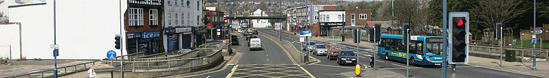 File:High Street, Strood (geograph 4944276) (Wikivoyage Banner).jpg