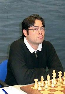 Hikaru Nakamura American chess player