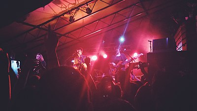 Picture of a band or musician: Hippo Campus