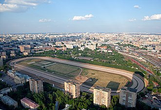 Begovoy District - Hippodrome, Begovoy District, Moscow