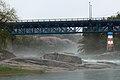 Hirato Bridge over Yahagi River, Toyota-city 2015.jpg