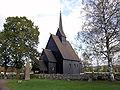 Hoijord stave church.jpg