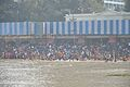 Holy Bathe in Ganges - Chhath Puja Ceremony - Babu Ghat - Kolkata 2013-11-09 4394.JPG