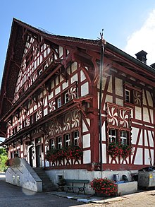 Image Result For German Wood Building