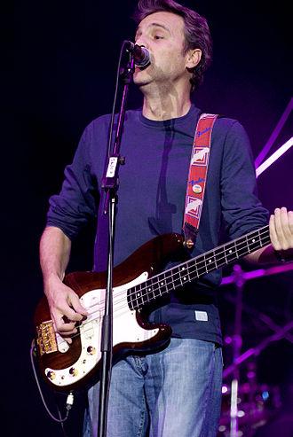 David Summers Rodríguez - Image: Hombres G 2007.10.13 002