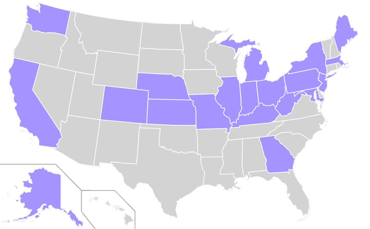 File Home States Of Prohibition Party Presidential Nominees Locator Map United States Of America Png