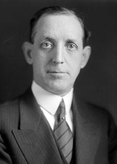 Homer Hoch American politician