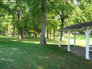 Hometown, West Virginia - Image: Hometown WV Park