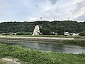 Honamigawa River near Tentobashi Bridge 2.jpg