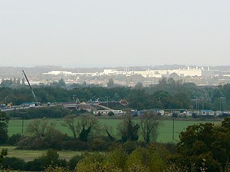 Honda UK Manufacturing - Plant (2006)