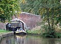 Hoo Mill Lock and Bridge, Trent and Mersey Canal, Staffordshire - geograph.org.uk - 599446.jpg