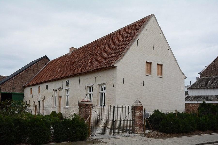 Boerenhuis, Hoogstraat 17, Zemst