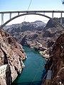 Hoover Dam Bridge and River - panoramio - trukdotcom.jpg