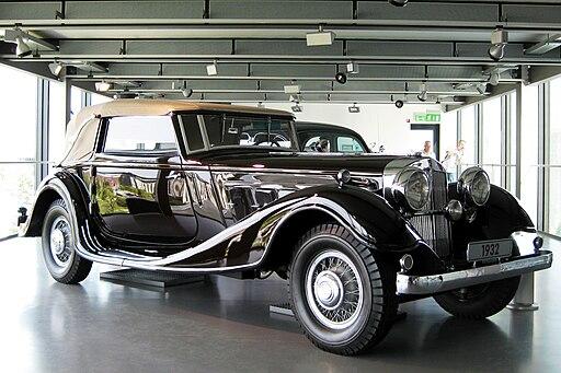 Horch 670 V12 1932 6021cc