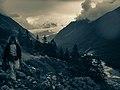 Horse Trekking, Minyak Konka Range (11622827086).jpg