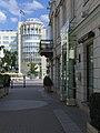 Hotel Sheraton. Plac Trzech Krzyży - panoramio.jpg