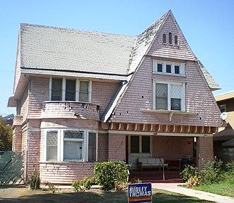 Menlo Avenue–West Twenty-ninth Street Historic District - 2827 S. Menlo Ave.
