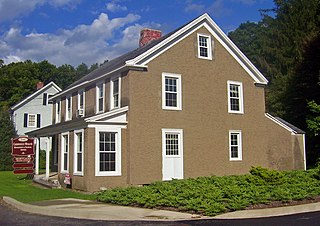 Somers Hamlet Historic District United States historic place