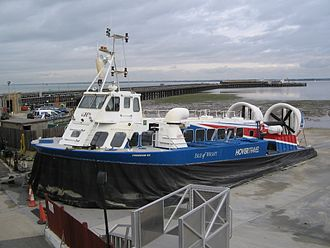 Hovertravel - Freedom 90 at Ryde (2008)